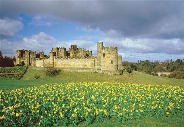 Alnwick Castle S Poison Garden British Garden Is A Head Twirler