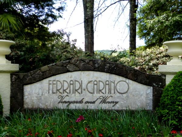 the traveling gardenertoasting spring with 10,000 tulips at ferrari