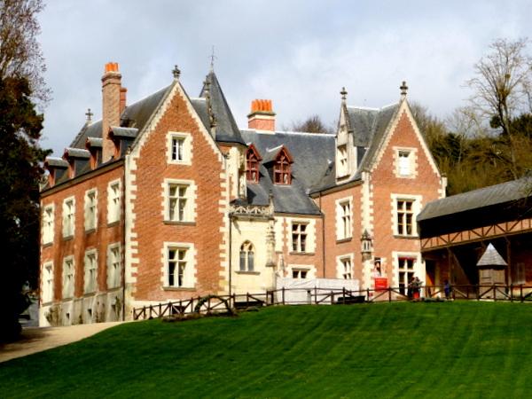 Clos Luce, Amboise, Da Vinci manor house n