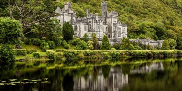 Kylemore Abbey, Galway Ireland